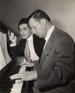Leo Robin & Jule Styne, 1949