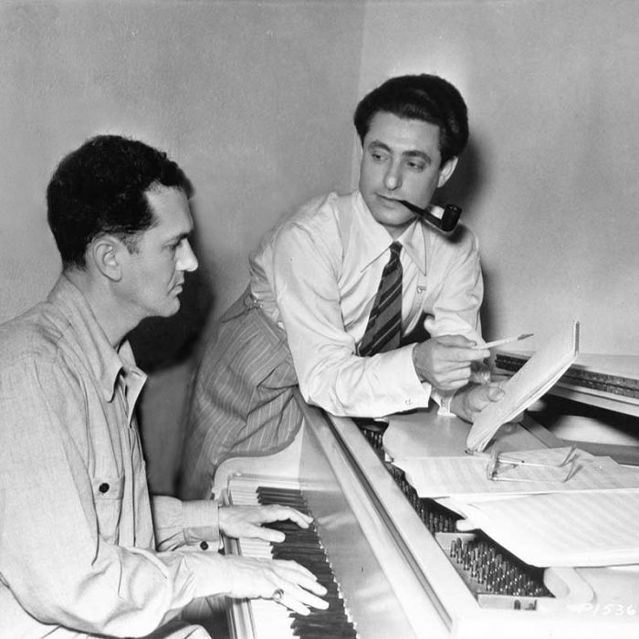 Leo Robin and Ralph Rainger worked on score after score and here they are once again